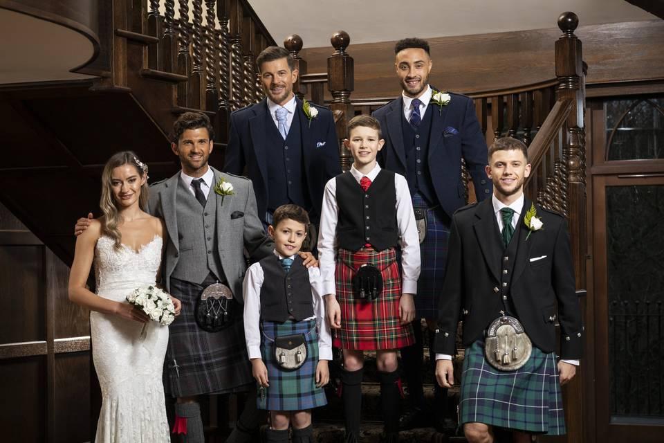 Slater Menswear Glasgow