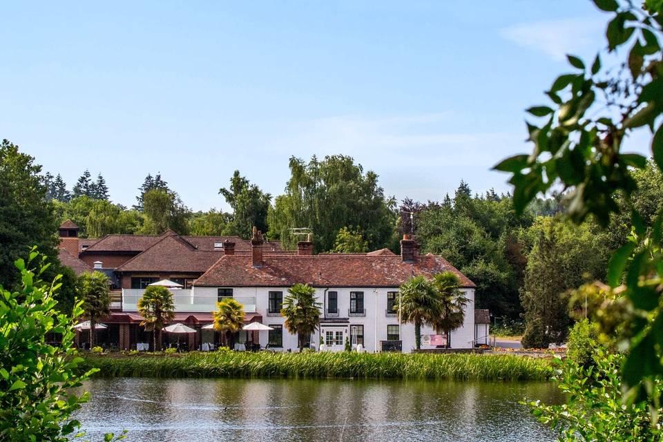 Frensham Pond Country House Hotel and Spa