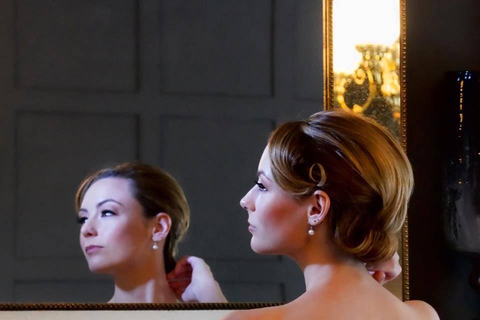 Catherine James Make-up Artist