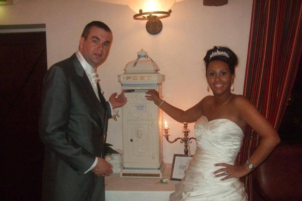 Mr & Mrs Johnston Carden Park
