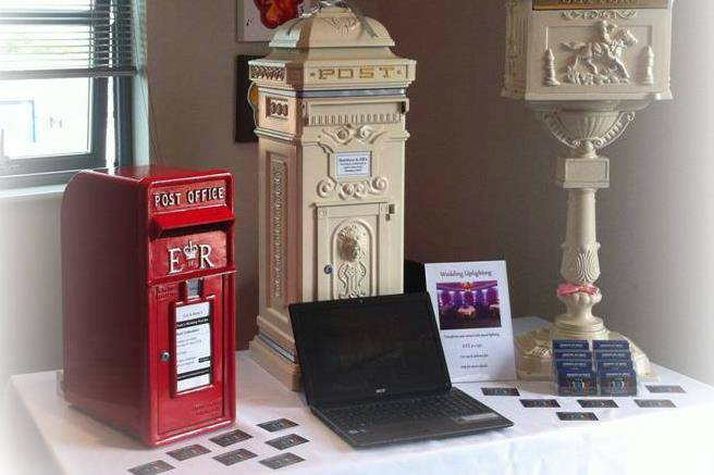 Diane's Wedding Post Boxes