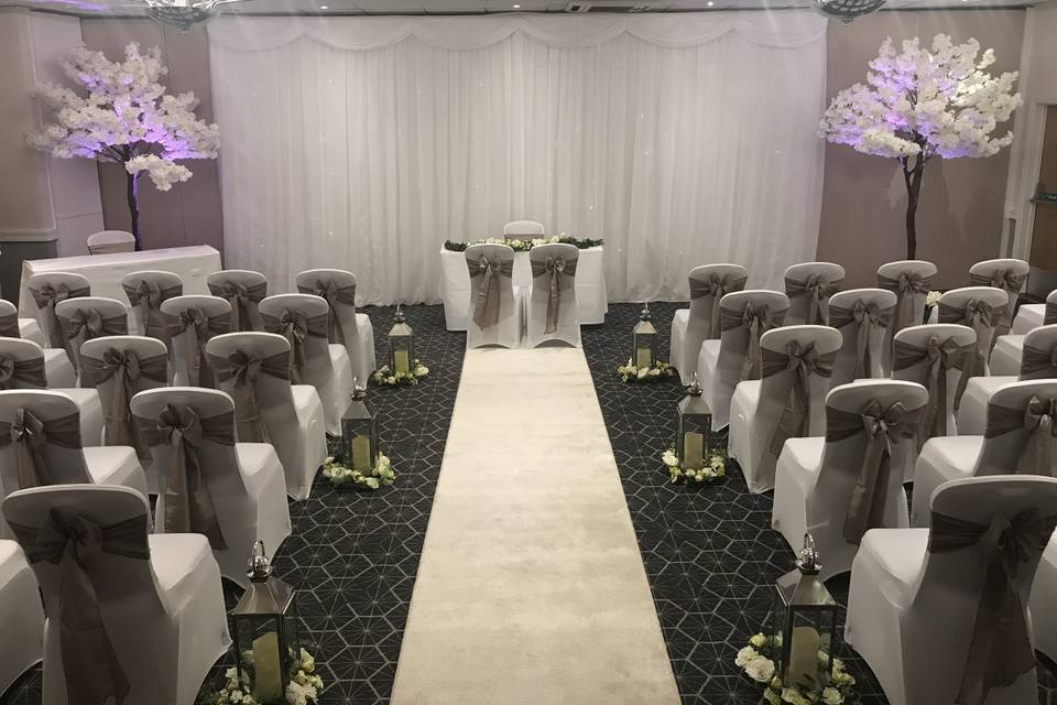 Hartwell Suite set for 50