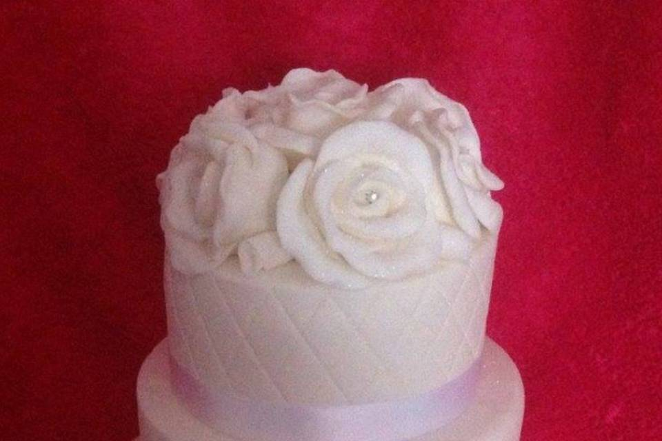 White rose From our £150 range