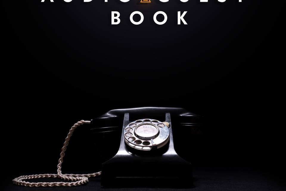 Audio Guest Book