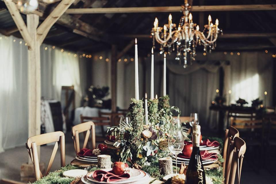 Bespoke tables