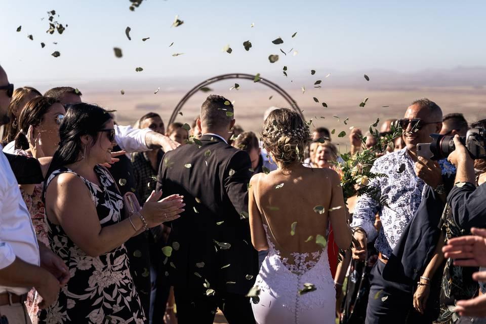 Laconic Weddings