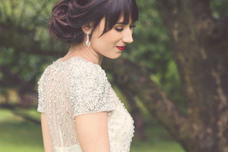 Sophie Casey Wedding Hair & Make-up
