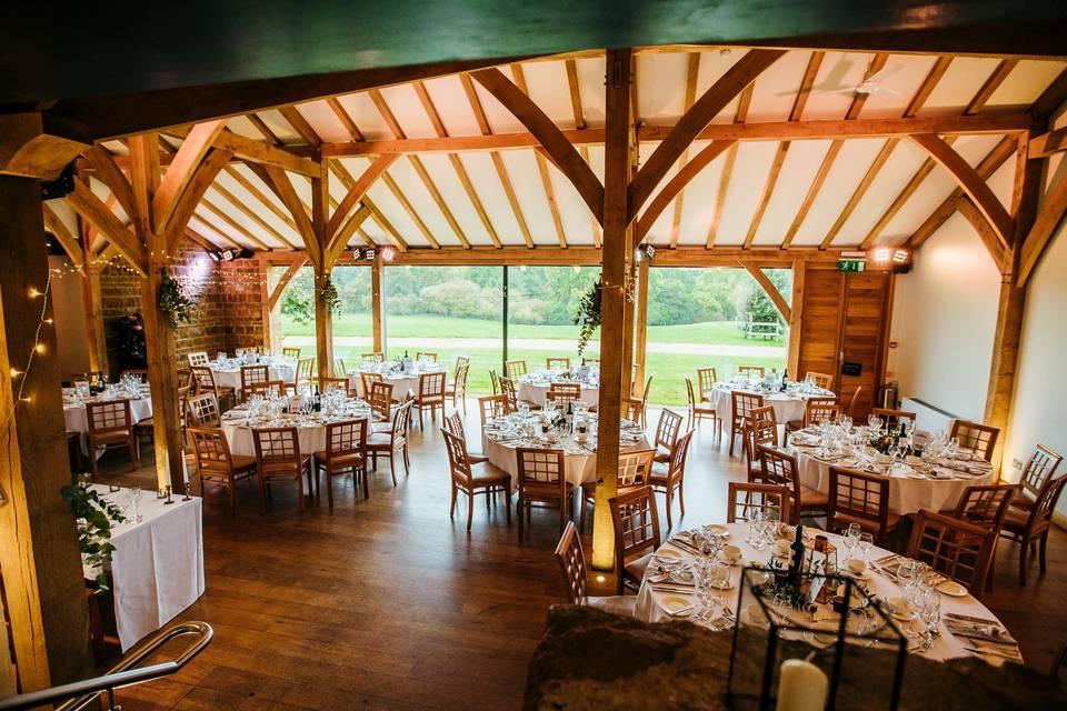 Dodford Manor Barn Wedding