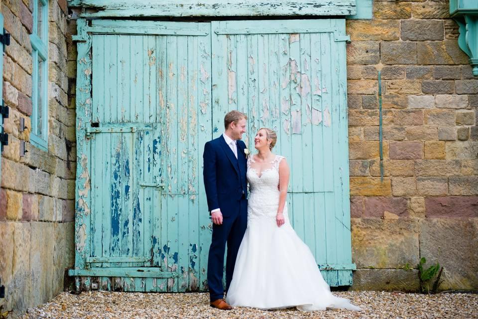 Happy couple - Geoff Kirby Photography