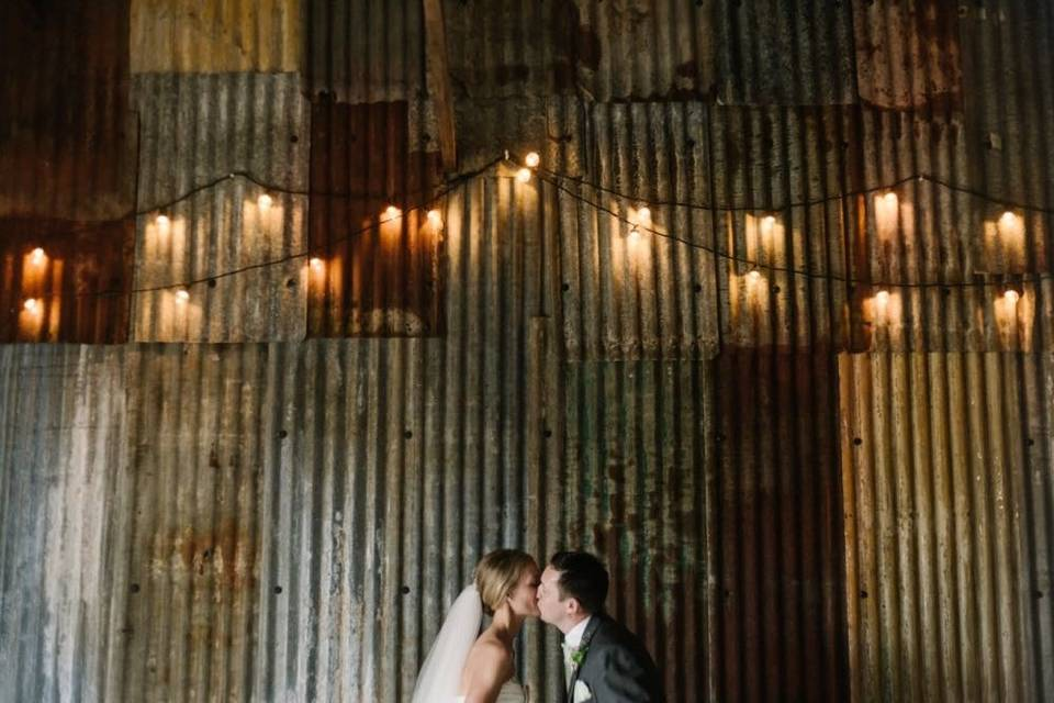 Our Really Rustic barn