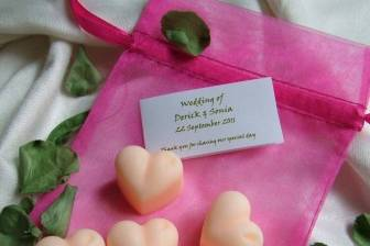The Marshfield Soap and Candle