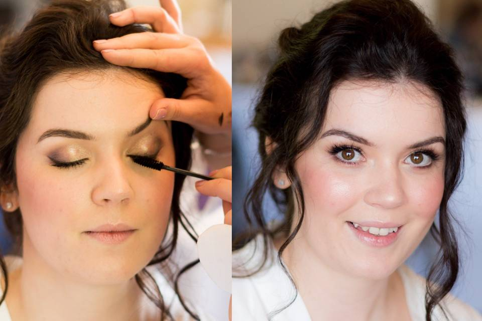 Lucy Elliot hair and make up artist