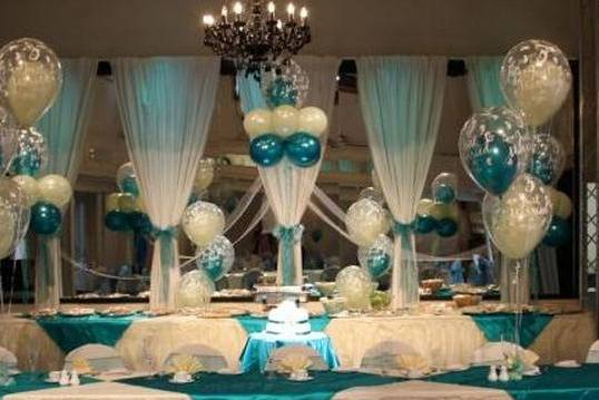 Sapphire Personalised Events