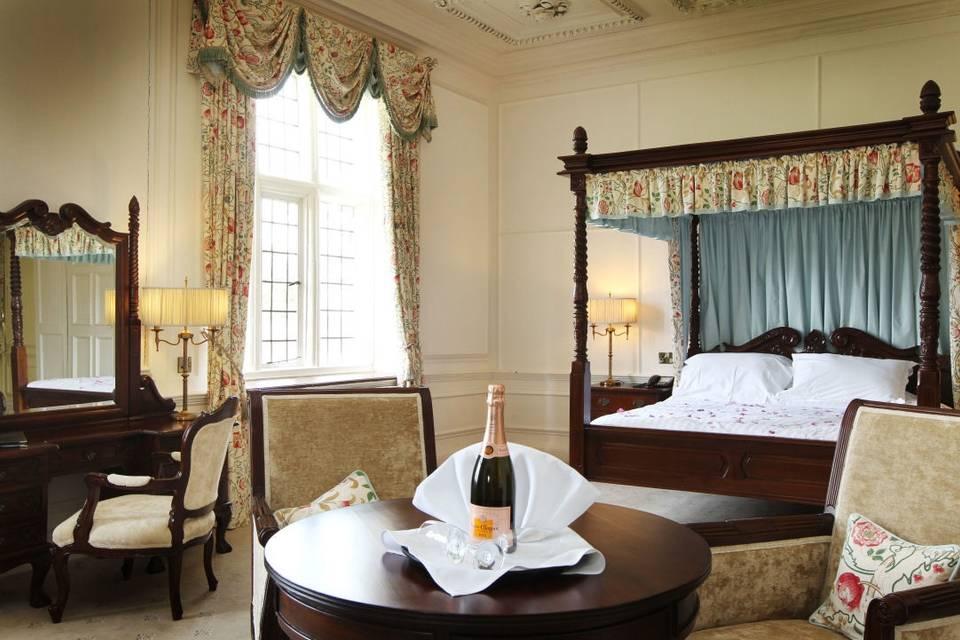 Stunning suites