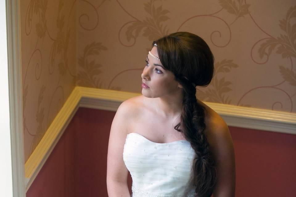 Elegant Bridal and Occasion Wear