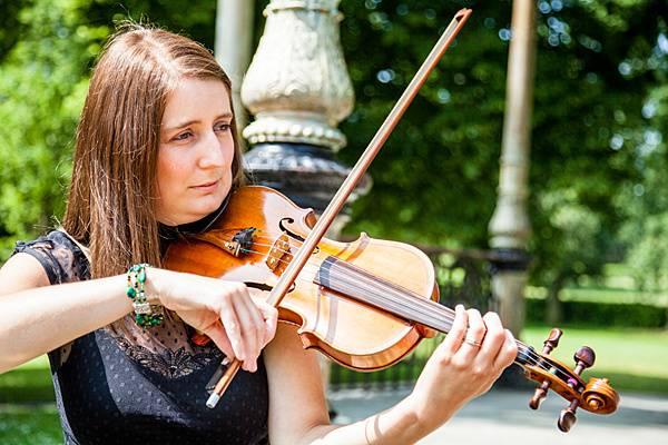 Helen Coleman Violinist