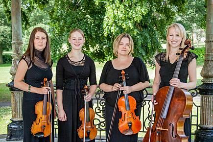 Emerald String Quartet