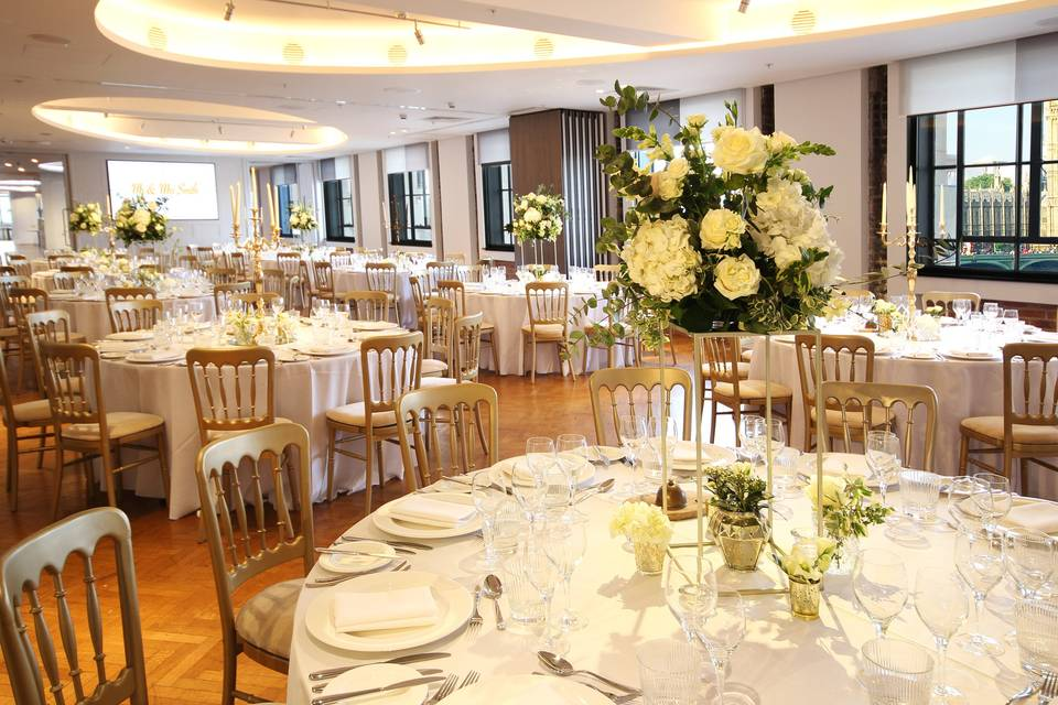 Thames Suite reception