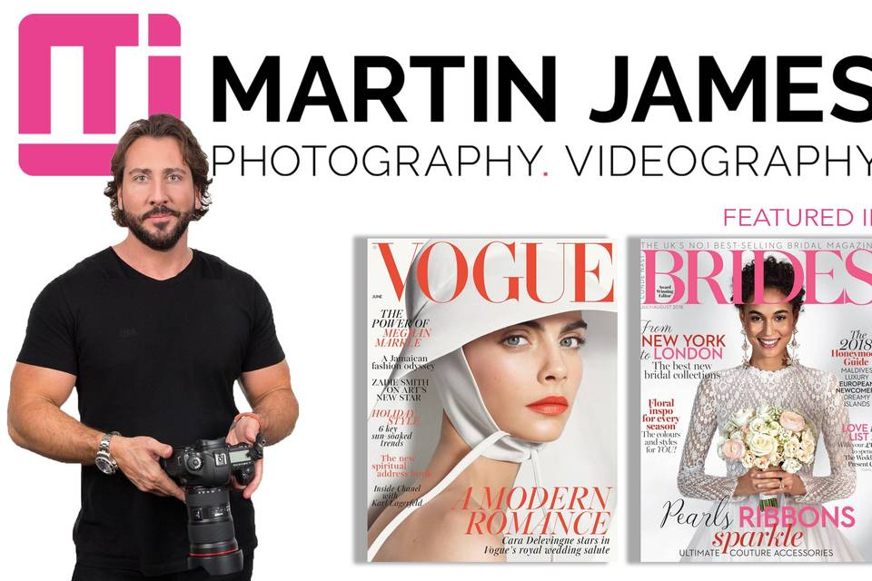 Martin James Photography & Videography