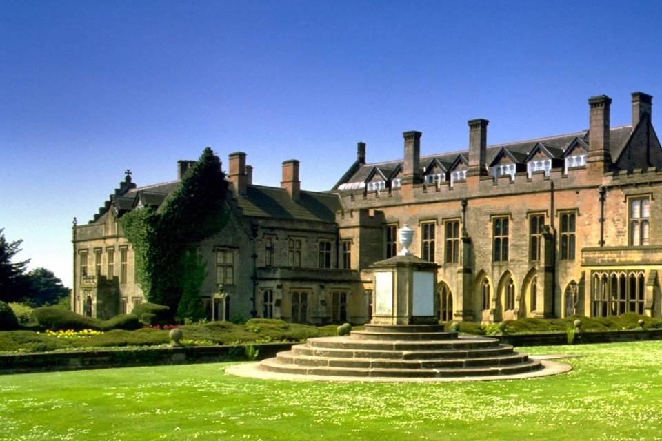 Newstead Abbey - Formal Gardens