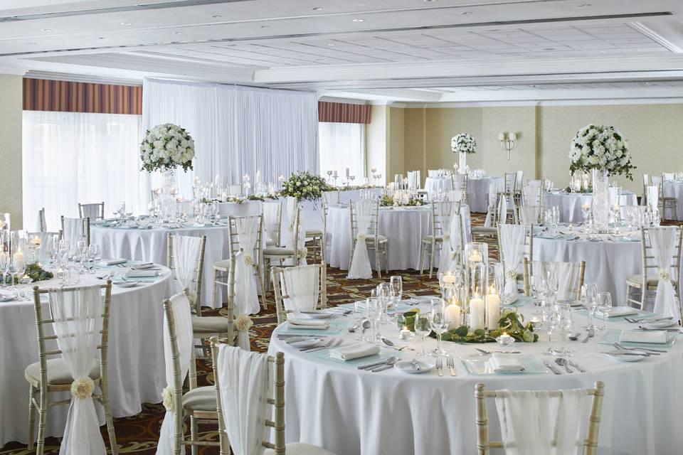 Worsley Suite - Wedding Breakf