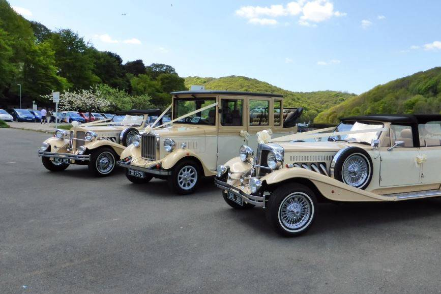 Roaring 30s Automobiles