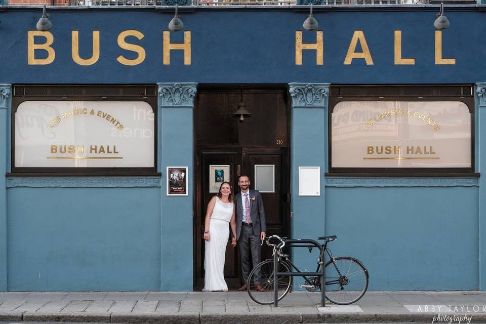 Bush Hall - Abby Taylor Photography
