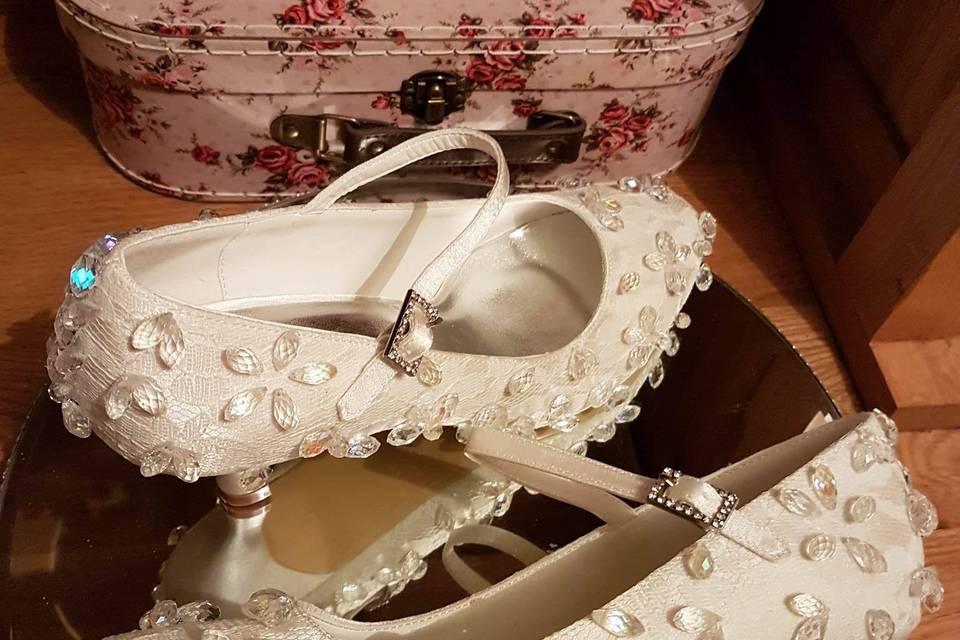 Bespoke bridal Commission