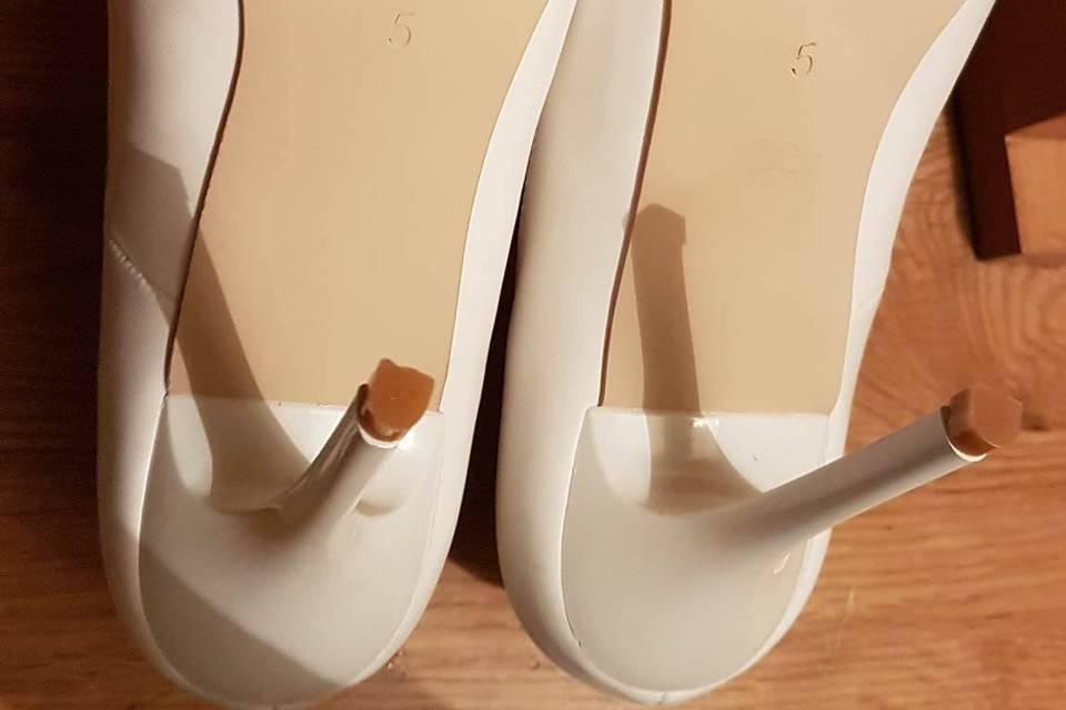 Bespoke shoe decals