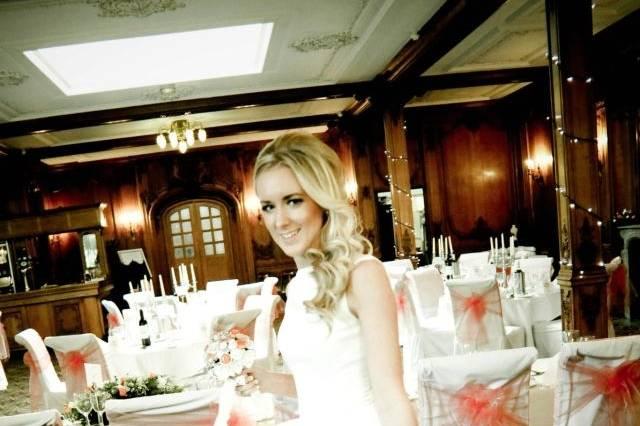 Bride in Olympic Suite