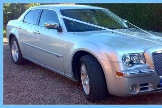 Baby Bentley Wedding Car