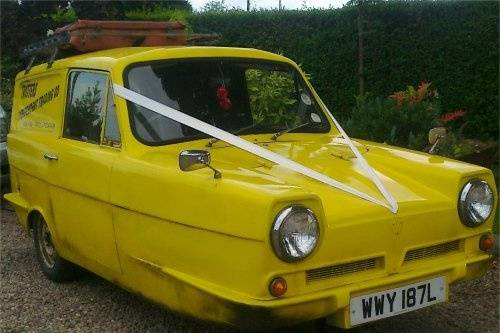 Trotters Classic Van hire