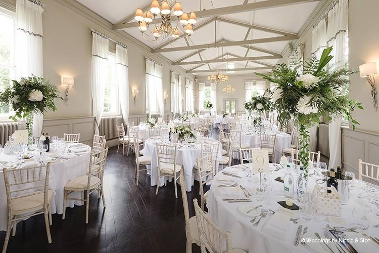 Morden Hall - Mulberry Suite