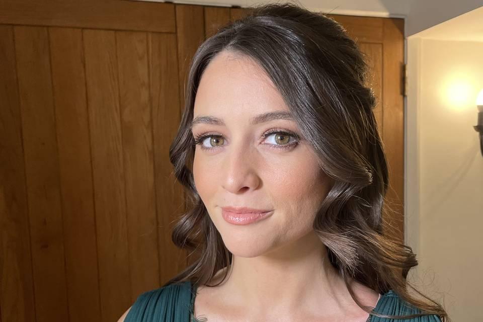 Jessica Wedding Makeup