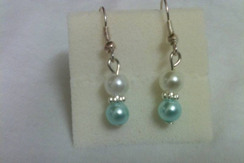 Sterling Silver Pearl