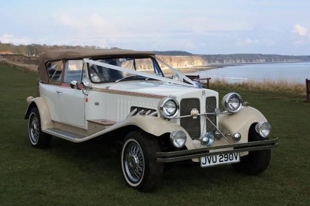 Home James Wedding Cars