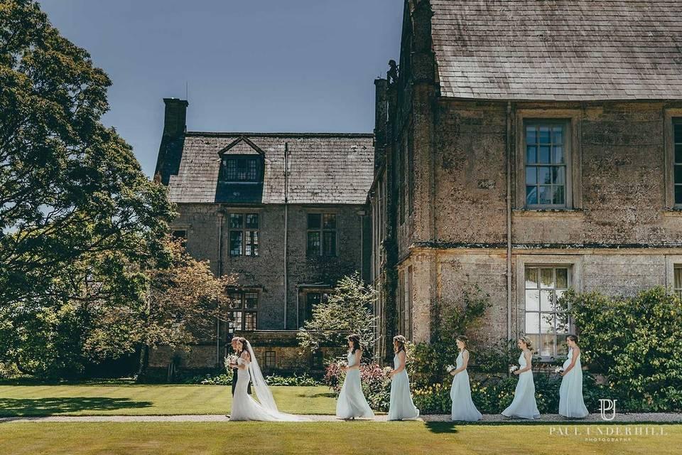 Bridal Entrance - Mapperton