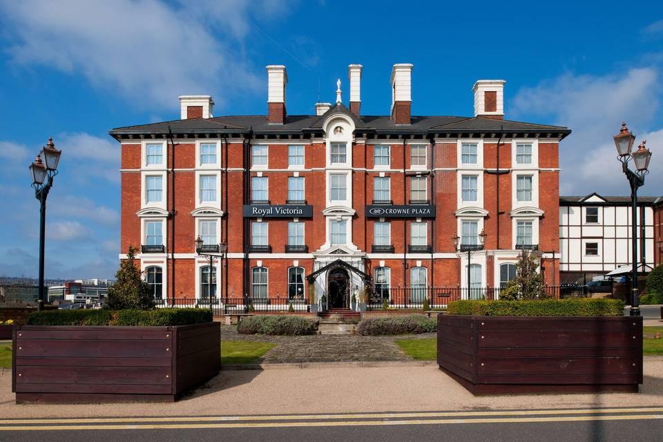 Royal Victoria, Holiday Inn Sheffield 64