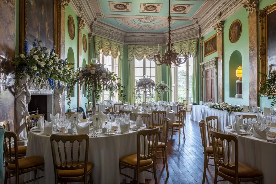 Manor House Flowers Cwmffrwd