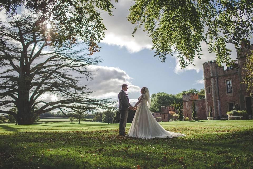 Rowton Castle Wedding Venue