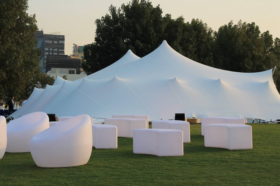 Stretch Tents Manchester