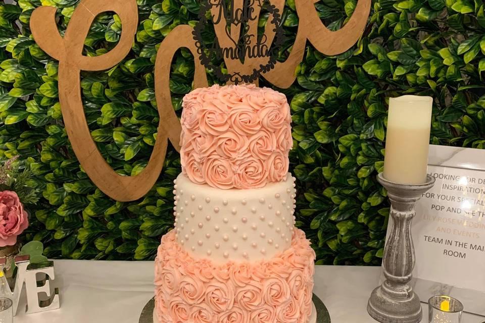 Cake swirls