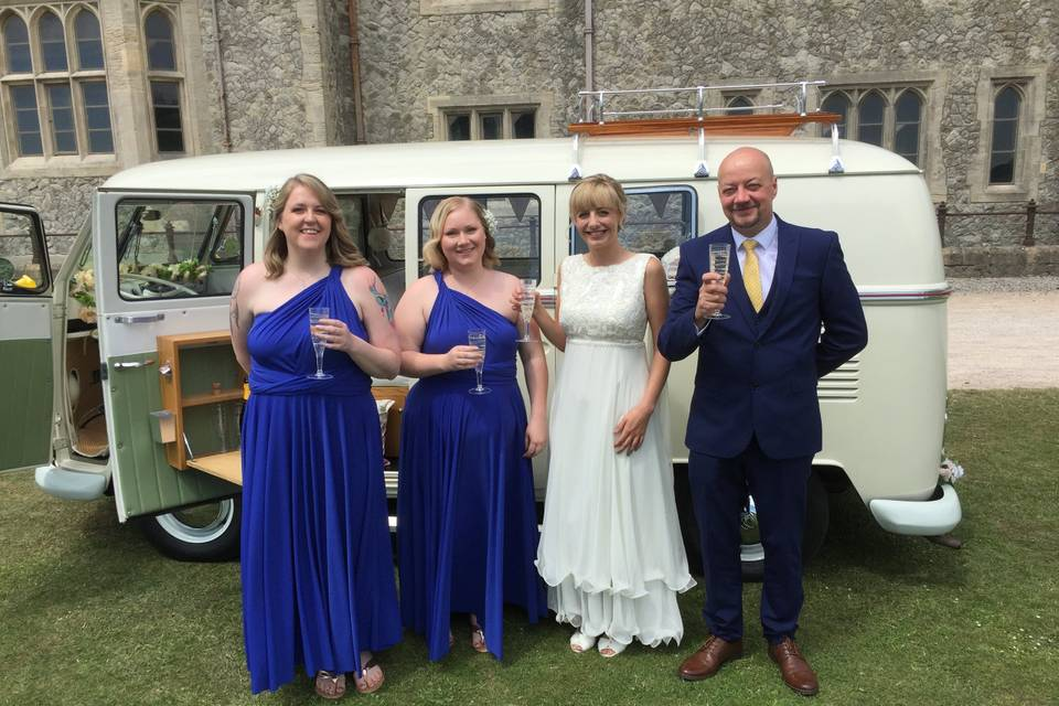 Cars and Travel Molly's Classic Wedding Cars 69