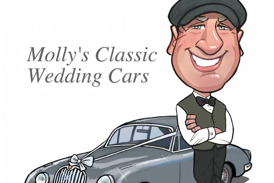 Mollysclassicweddingcars.com