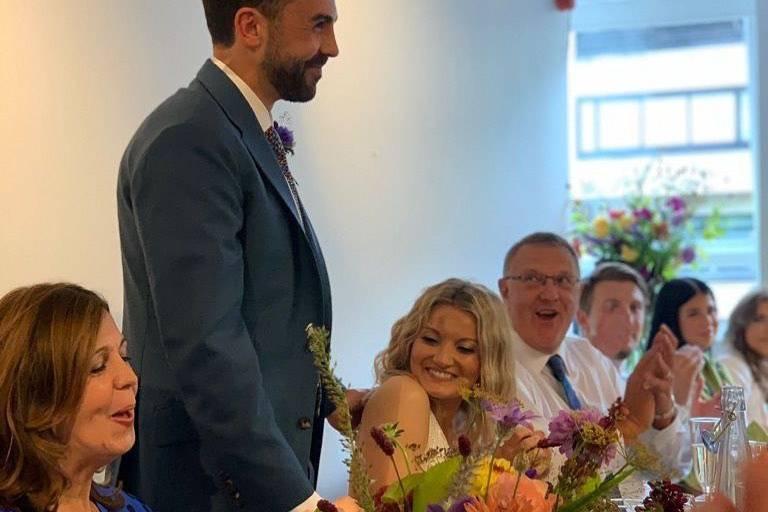 N&W real wedding