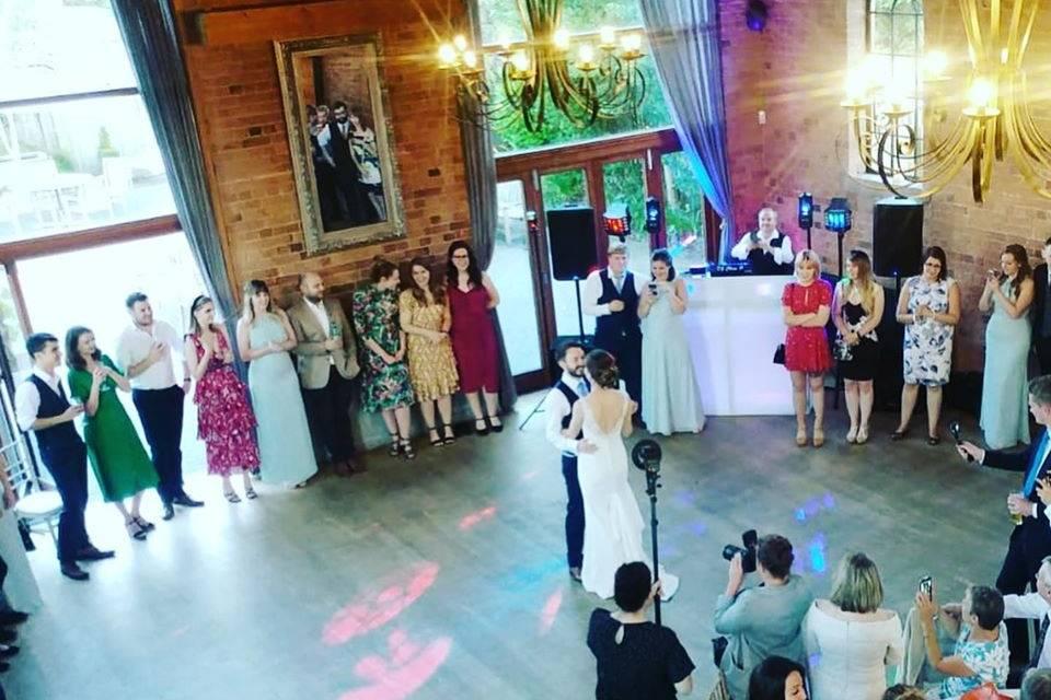 Music and DJs Jackstar Weddings 5
