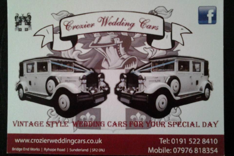 Crozier Wedding Cars