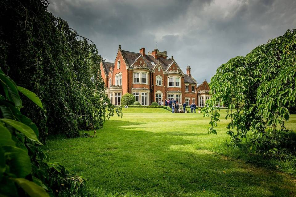 Pendrell Hall Exclusive Country House Wedding Venue 38