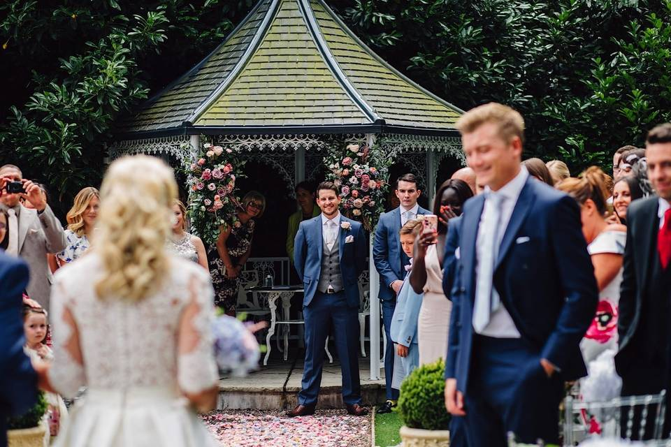 Pendrell Hall Exclusive Country House Wedding Venue 39