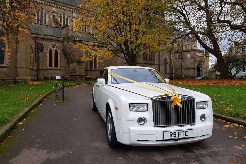 Wedding Cars Worcester